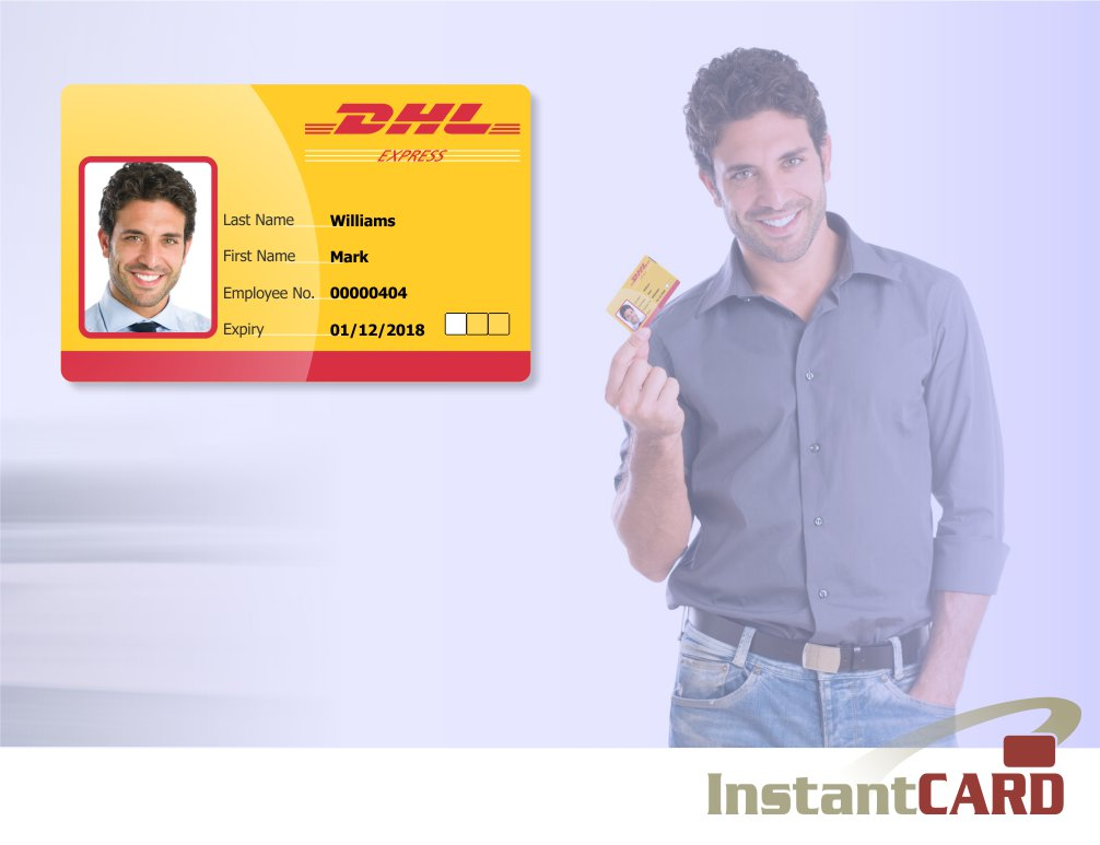id cards for drivers in transportation industry instantcard