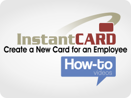 Create a New Card for an Employee