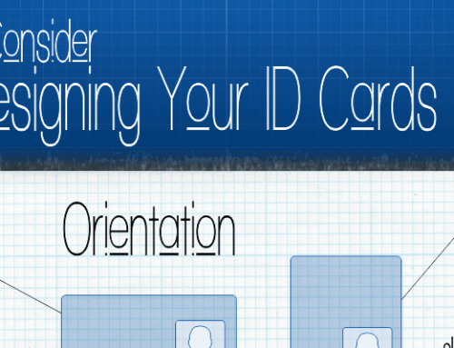Infographic: On Designing Your New ID Cards