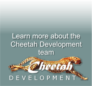 Cheetah Development nonprofit