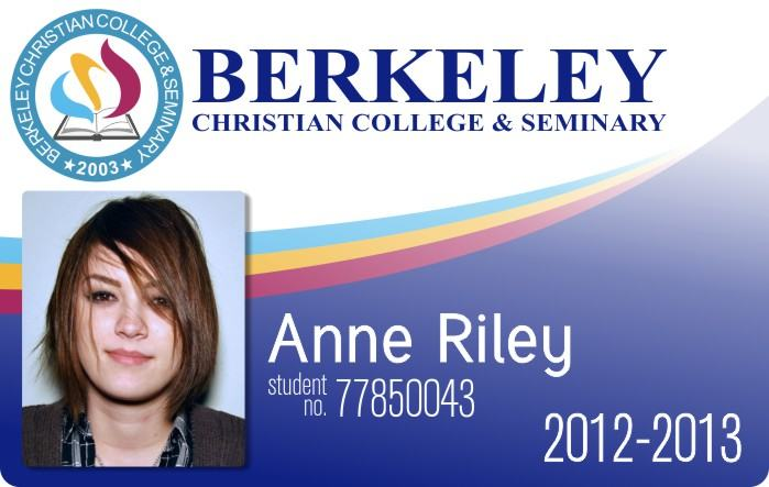 Berkeley college ID