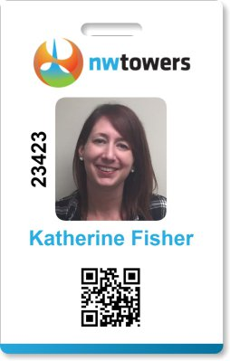 nwtowers ID card