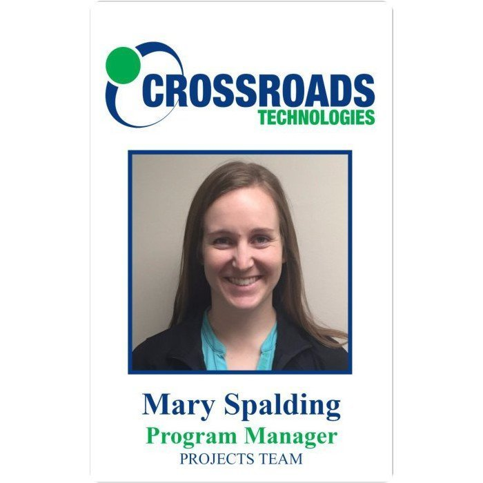 Crossroads Employee Photo ID