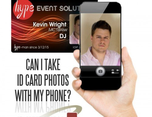 Can I Take ID Card Photos with My Phone?