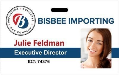 bisbee importing photo card