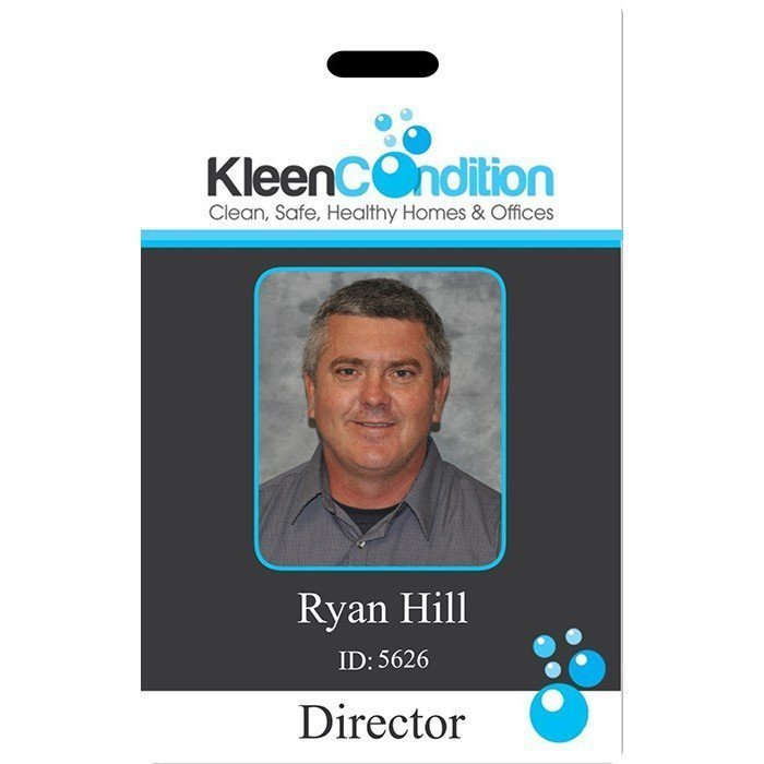 kleencondition id badges