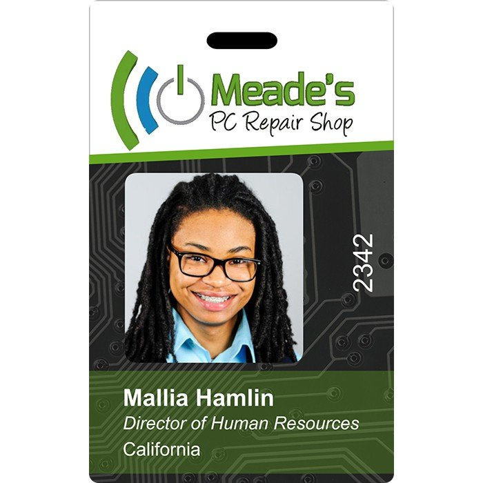 multi-site photo id cards