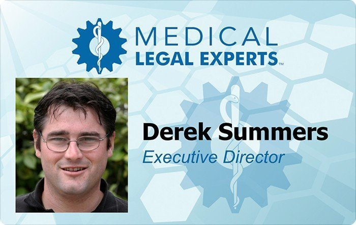 Medical Legal Experts Photo ID