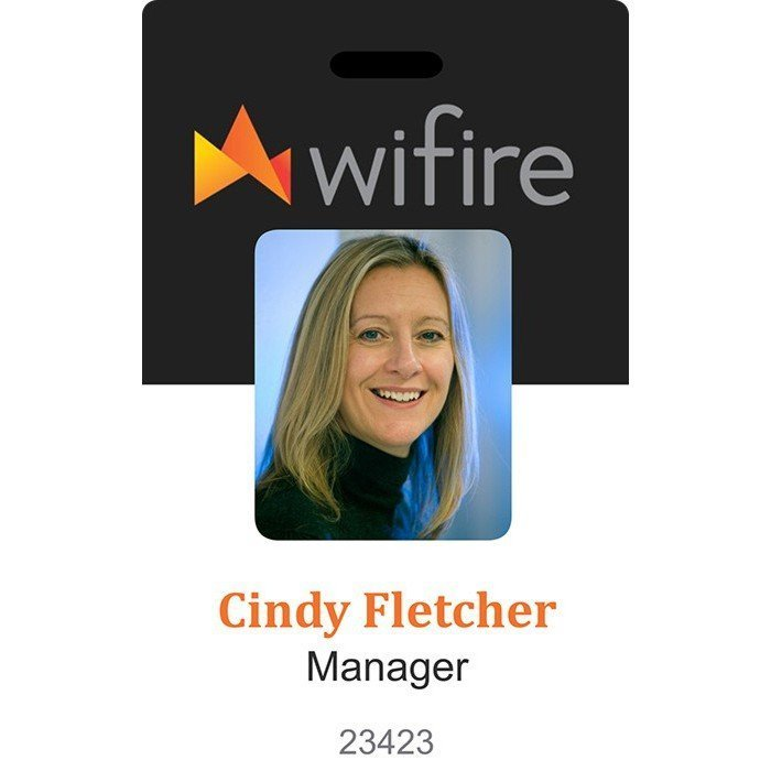 Wifire Manager ID Card