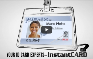 Id cards designed to specifications video thumbnail