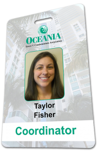 OCEANIA sample id cards