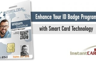 Enhance your ID badge PRogram with smartcard technology
