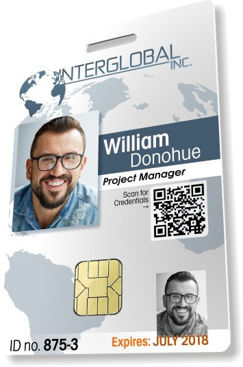 enhance your id card security with chip card technology instantcard