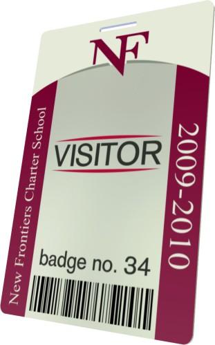 Member ID Badge