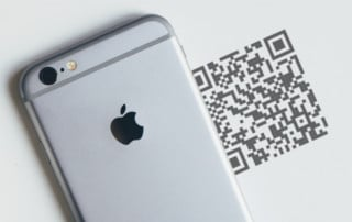 Apple iOS 11 supports QR codes