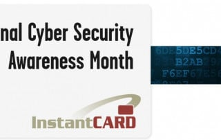 National Cyber Security Awareness Month Smart Card