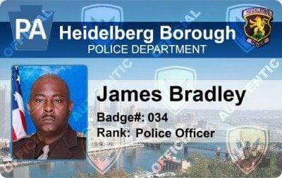 Heidelberg Police ID