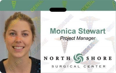 Surgical center photo ID