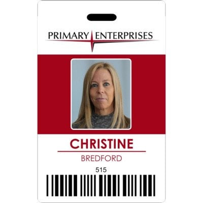 primary enterprises photo Id card