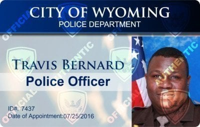 Wyoming police id