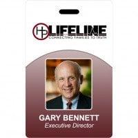 lifeline church photo id card