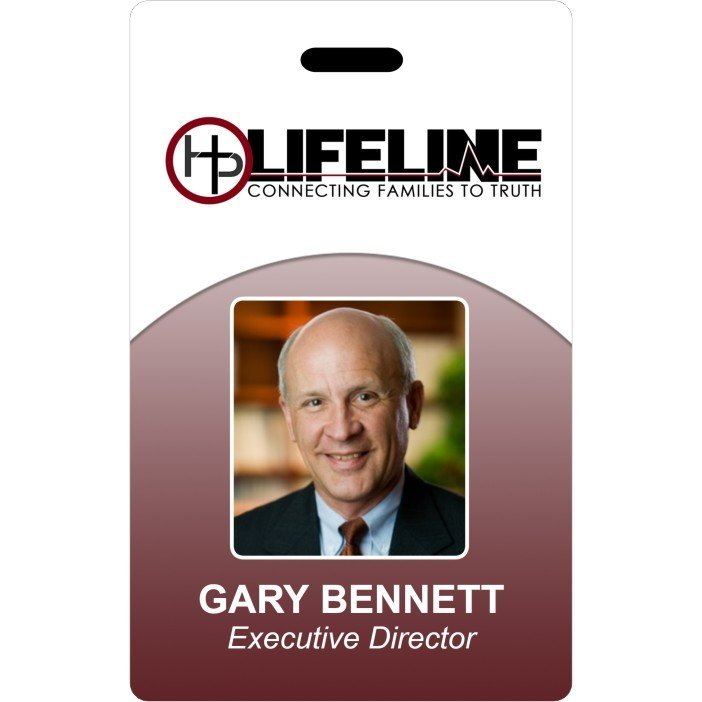 lifeline church photo id card