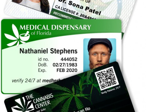 ID Cards for Marijuana Dispensaries