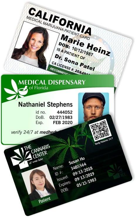 MMJ ID cards