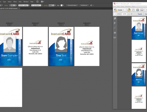 Designer Tip: Creating Print Ready ID Cards in Adobe Illustrator