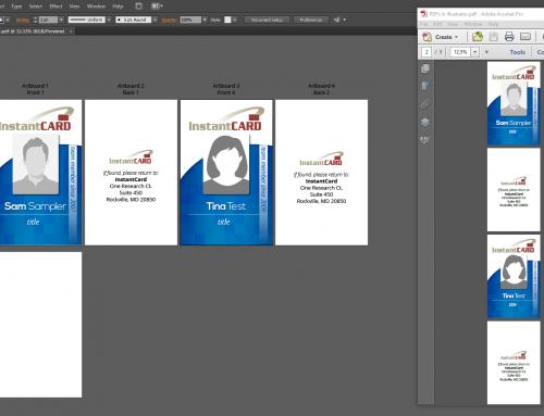 Designer Tip: Creating Print Ready ID Cards in Adobe Illustrator