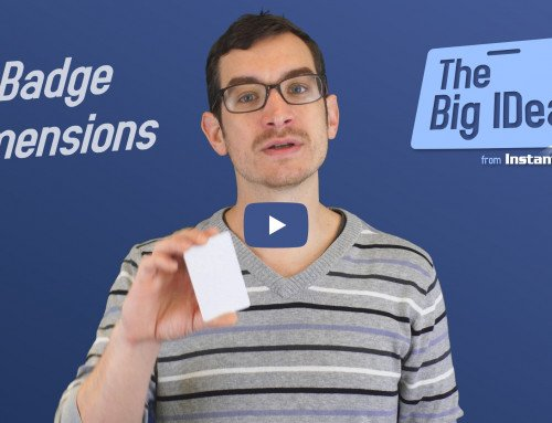 The Big IDea: ID Card Dimensions