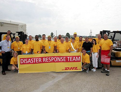 ID Cards for Disaster Response Teams