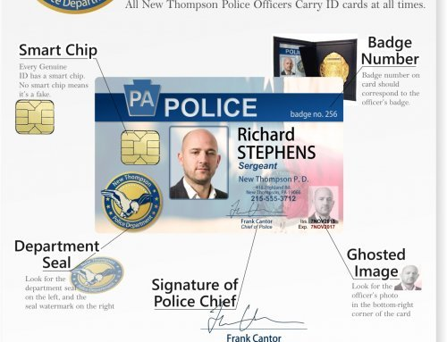 InstantCard Featured in Police Chief Magazine