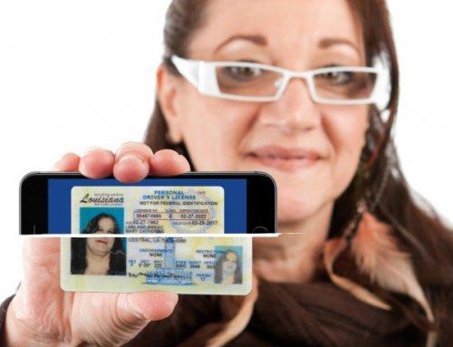 Digital Drivers Licenses