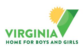Virginia home for boys & girls logo - nonprofit of the month