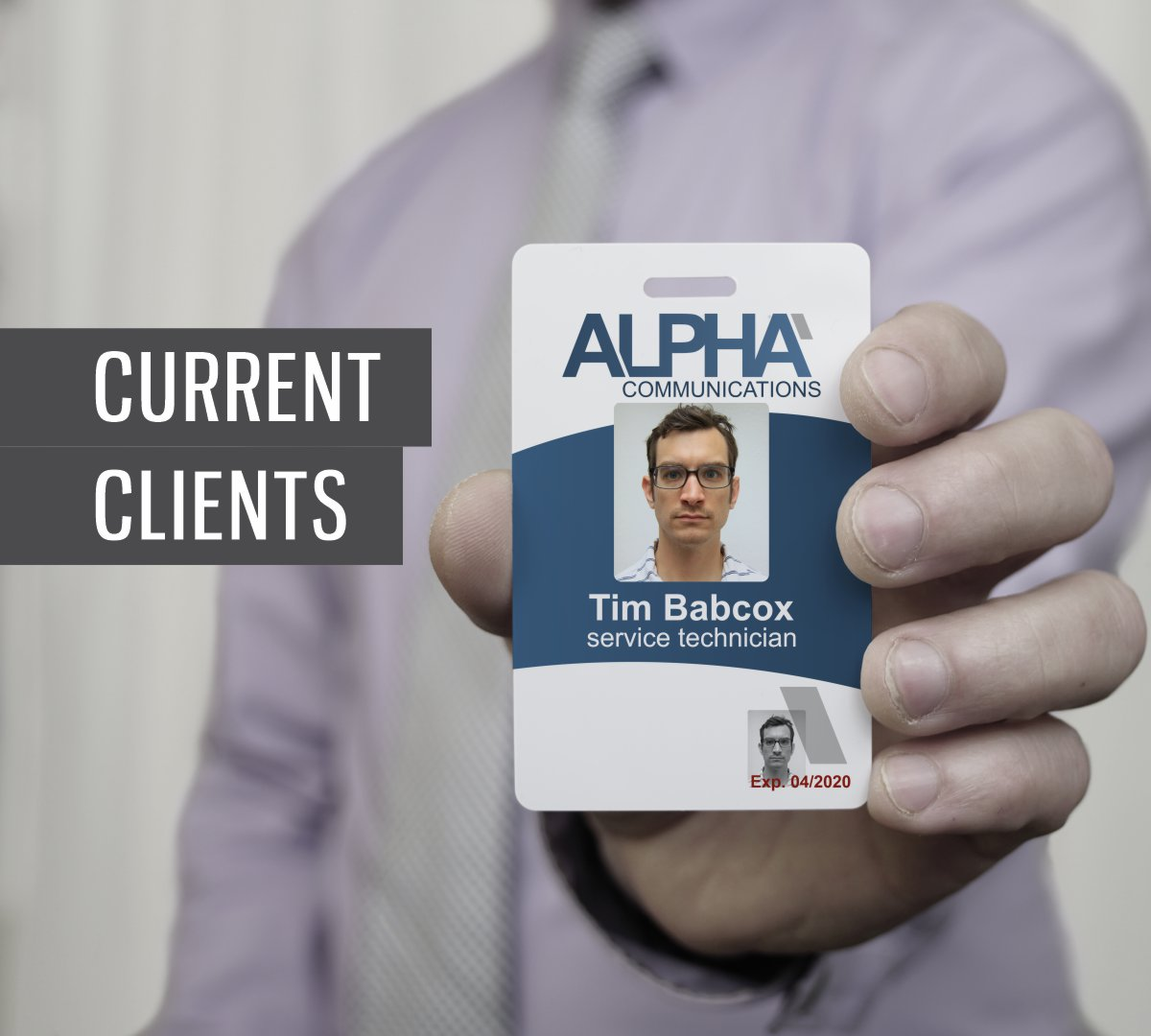 Current ID Card Client Posts