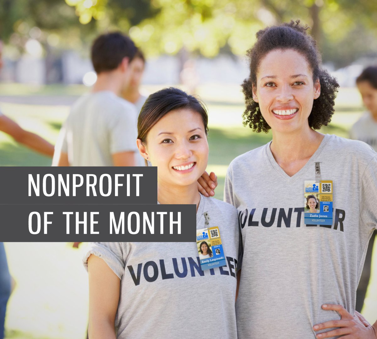 Nonprofit of the Month