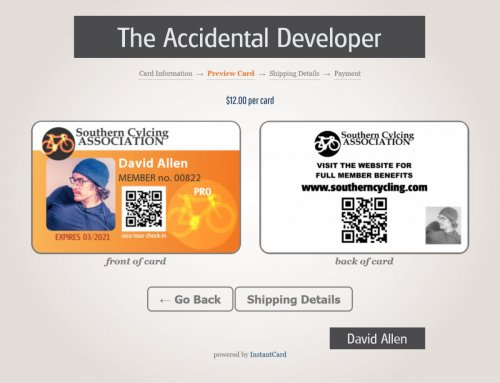 The Accidental Developer: In Search of Better UX