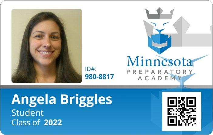 Minnesota Preparatory Academy Student ID
