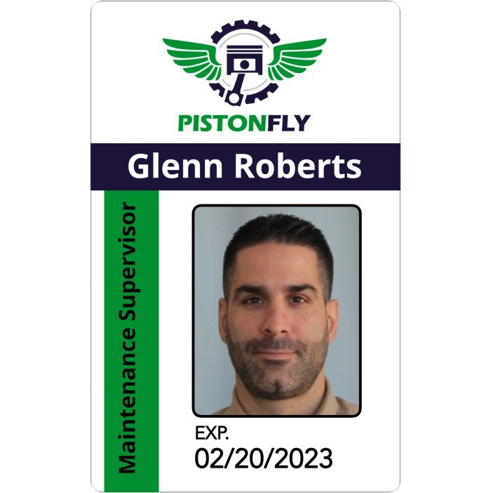 Piston Fly Supervisor ID