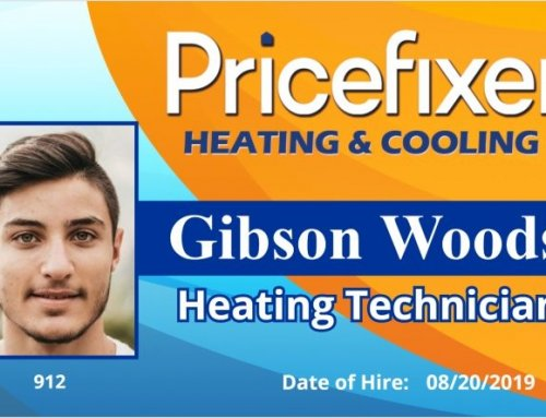 Price Fixer Heating & Cooling Technician ID