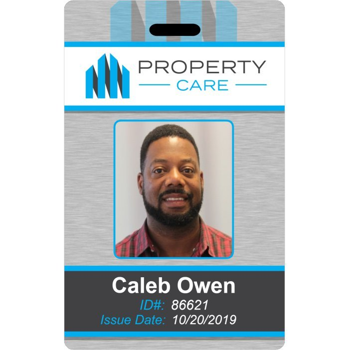 Property Care Employee ID