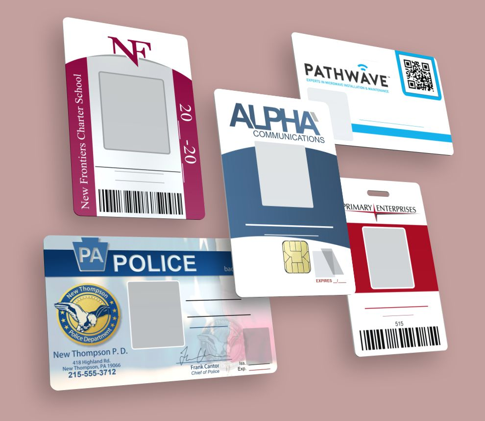 Free ID Badge Templates