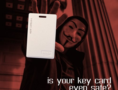 Is your key card safe?
