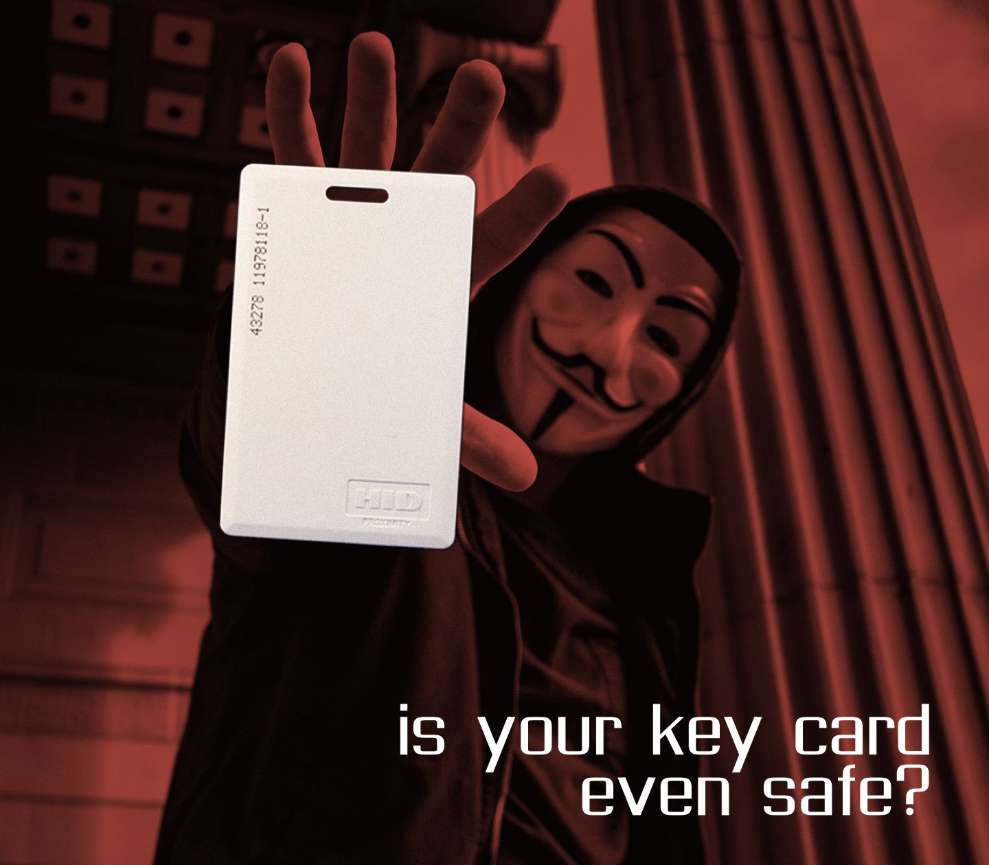 Is your key card even safe