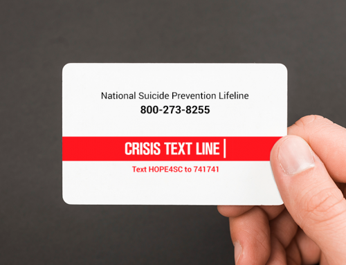 South Carolina Requires Suicide Prevention Information on Student ID Cards